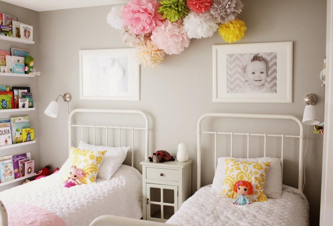 صورة ترتيب السرير بطريقة مبتكرة و رومانسية 1064 3