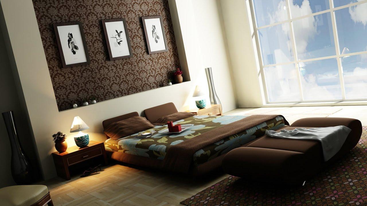 صورة ترتيب السرير بطريقة مبتكرة و رومانسية 1064 4