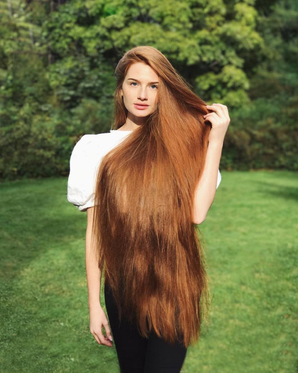 زيت جوز الهند و الثوم شعر طوييل و عديد