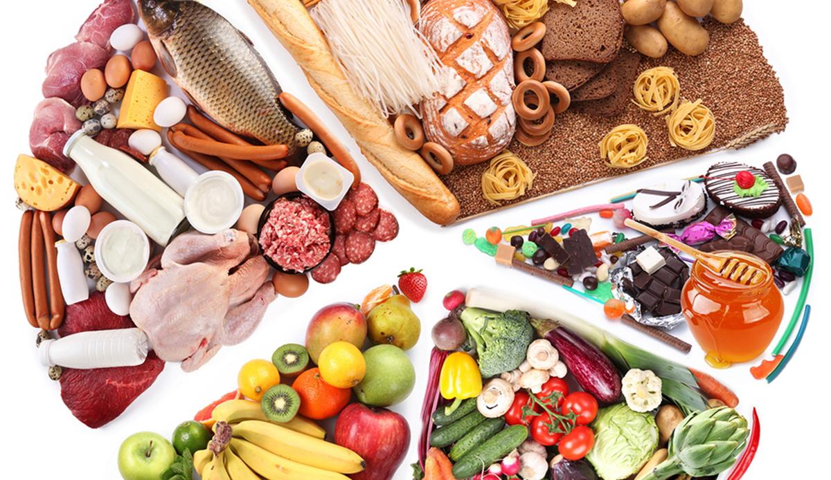 الغذاء المناسب لمرضي الضغط و السكر و الكوليسترول