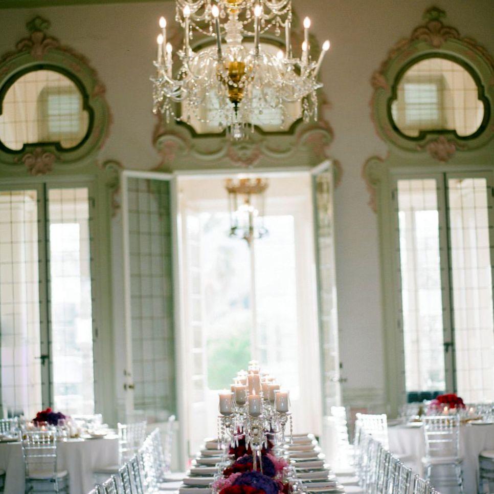 صورة طاولات استقبال المعازيم لزواج اولاد اختي 1216 6