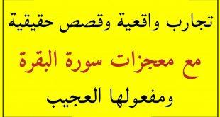 قصص عجييبه ذكرها الشيخ خالد الحبشى عن سورة البقره