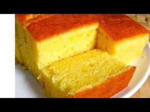 الكيكة الهشة مثل القطن للغالية صدى الحزن طلبت مساعدة اتمنى افيدها في الكيكة ونجاحه