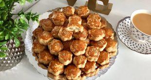 طريقه عمل الكعك اليمني بالصور ينفع فطوور او تقدميه العصريه ومرره لذيذ