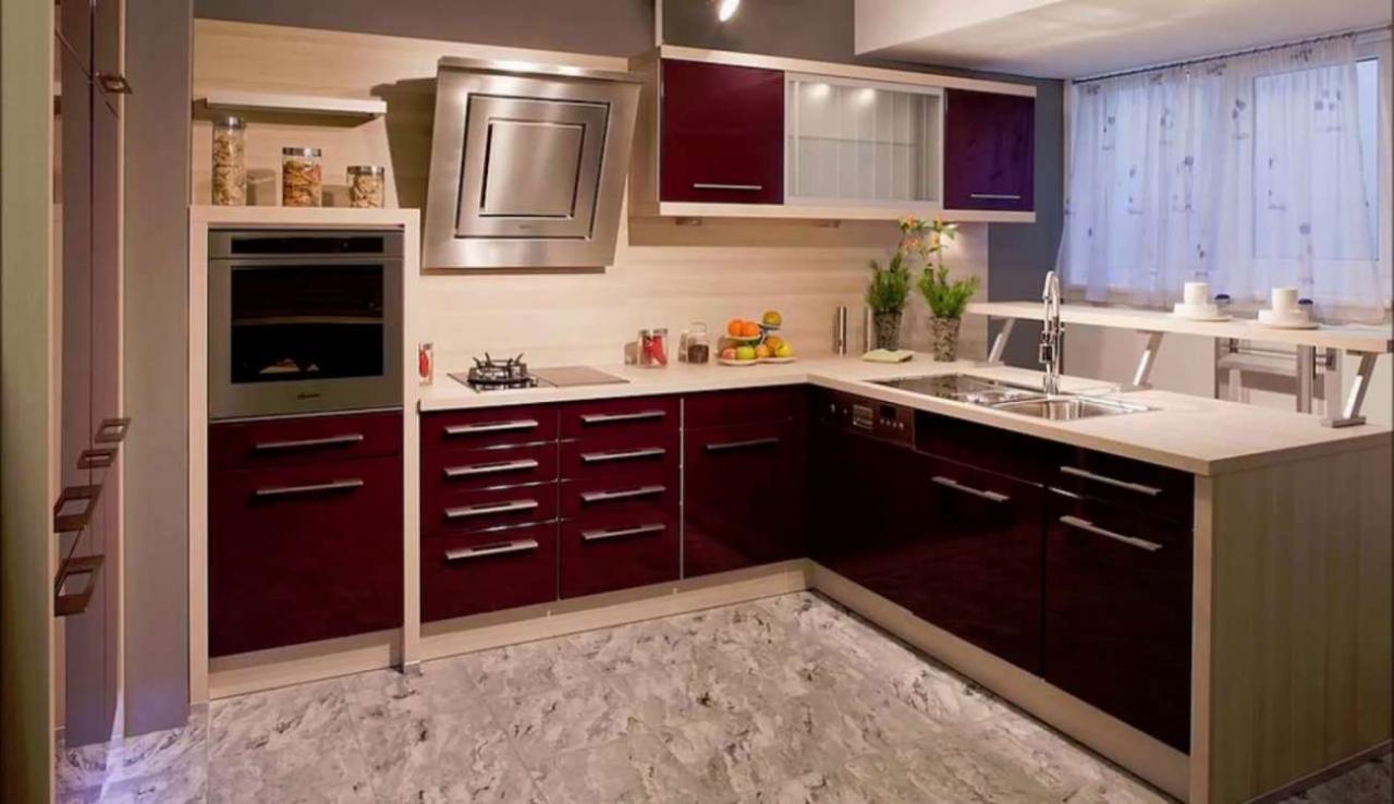 صورة لمحبي قبل وبعد مطبخي القديم صار مودرن بلمسات بسيطة 1379 4