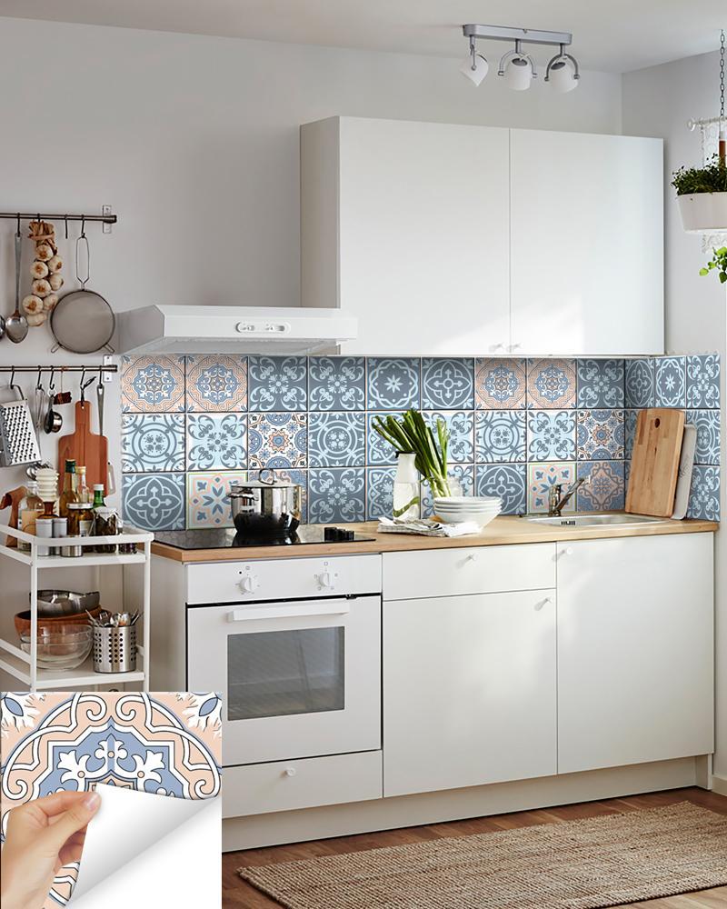 صورة لمحبي قبل وبعد مطبخي القديم صار مودرن بلمسات بسيطة 1379
