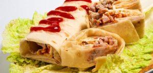 شاورمة اللحم الضاني اطعم ابسط اسرع طريقة في ساعة فقط