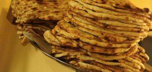 فطورنا الشهي خبز التميس مع الفول بالصور