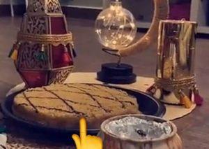 الكيكه الشيشاانيه دامسكي كبريز ورمضان كريم