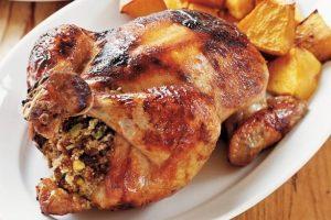 ابى حشوات دجاج لذيذه