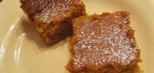 الكيكة الفلبينية كيكة السميد المحمص كيكة جديدة من هنودة بالصور