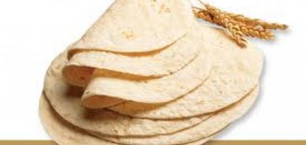 صورة خبز الصاج بالخطوات المصوره وينفع للشاورما والساندوتشات ومع الجبنه السائله ام 1767